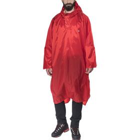 Tatonka Poncho 3 XL-XXL, rosso